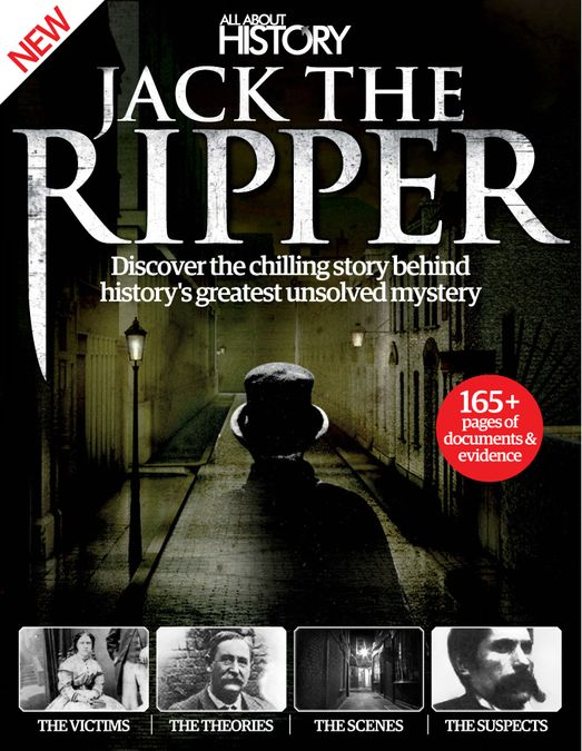 All About History Jack The Ripper