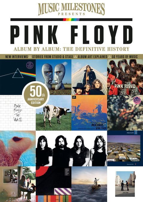 Music Milestones: Pink Floyd 50th Anniversary Special