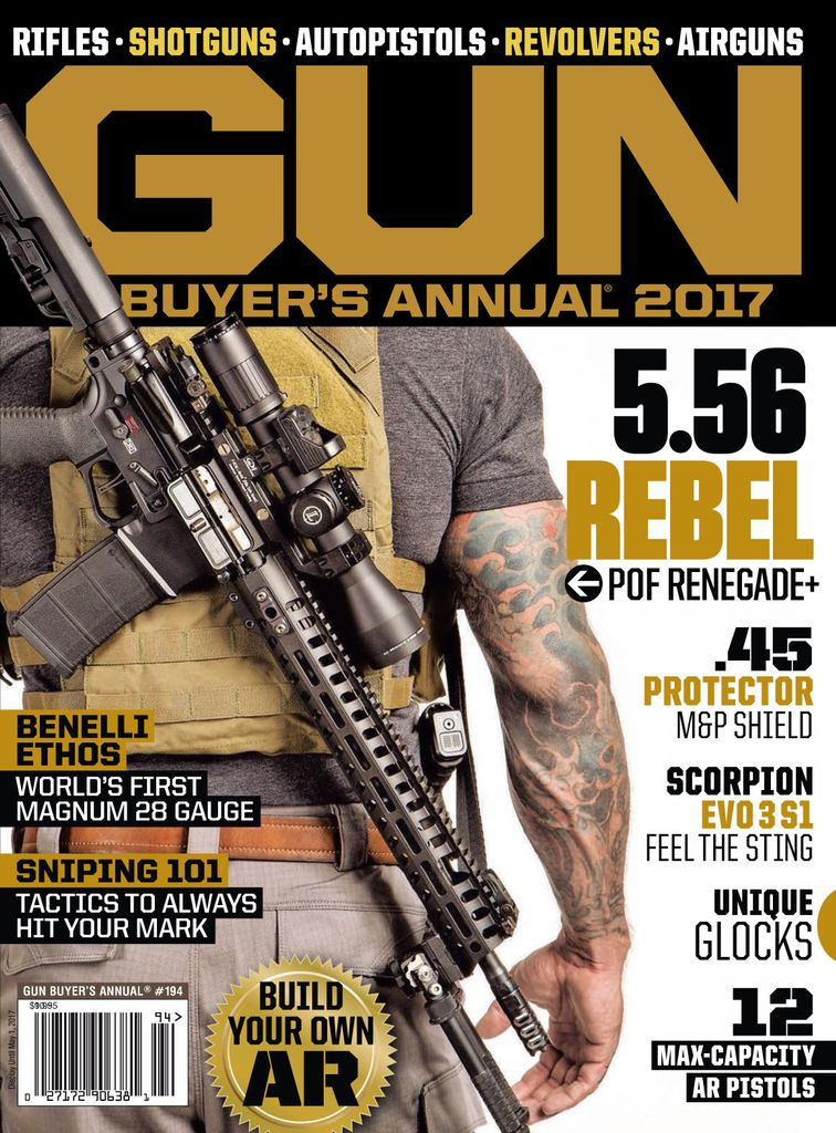 Gun Buyers Annual - Issue Subscriptions