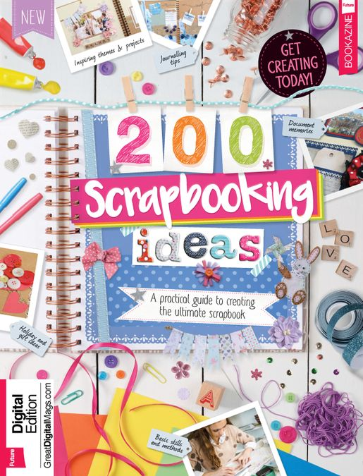 200 Scrapbooking Ideas