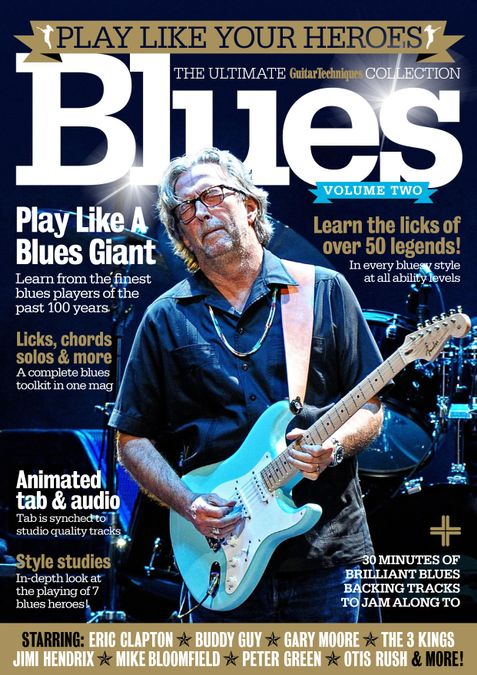 Play Like Your Heroes: Blues Volume Two