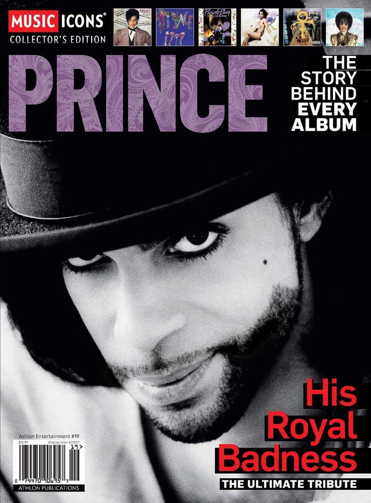 Music Icons: Prince - Issue Subscriptions