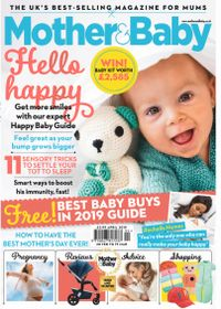 March 31, 2019 issue of Mother & Baby