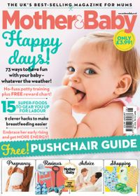 July 31, 2019 issue of Mother & Baby