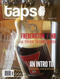 April 01, 2014 issue of TAPS The Beer Magazine