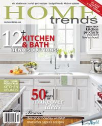 October 01, 2013 issue of Canadian Home Trends