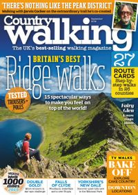 August 31, 2019 issue of Country Walking