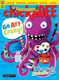March 01, 2014 issue of chickaDEE