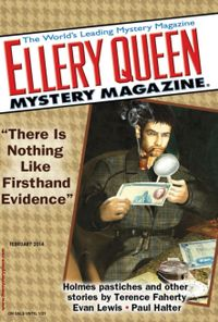 February 01, 2014 issue of Ellery Queen Mystery Magazine
