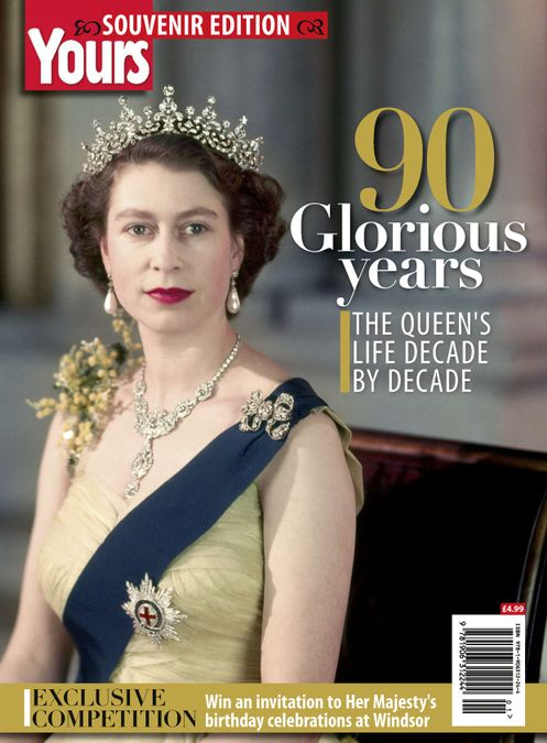 90 Glorious Years - The Queen's life decade by decade