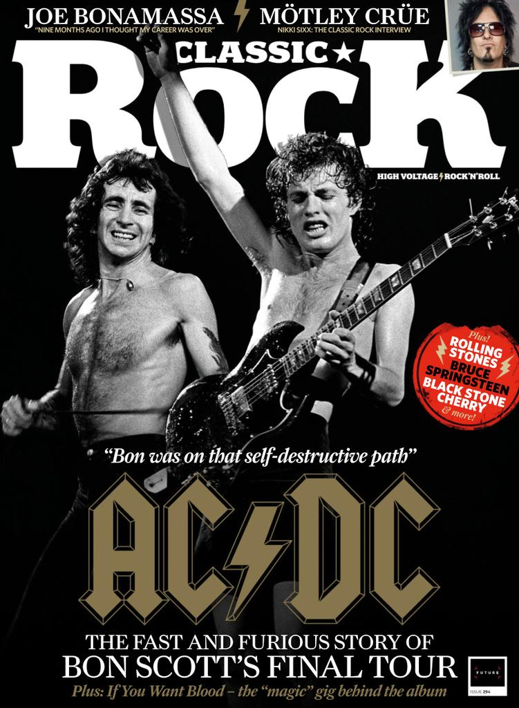 Classic Rock Digital Subscription