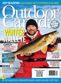 November 01, 2013 issue of Outdoor Canada