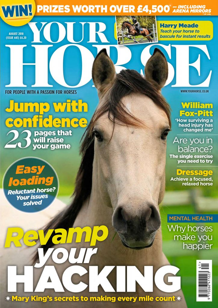 Buy Issue 441 - Your Horse
