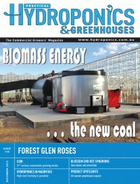 November 01, 2013 issue of Practical Hydroponics & Greenhouses