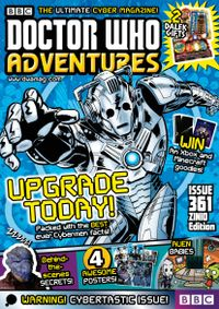 January 01, 2015 issue of Doctor Who Adventures Magazine