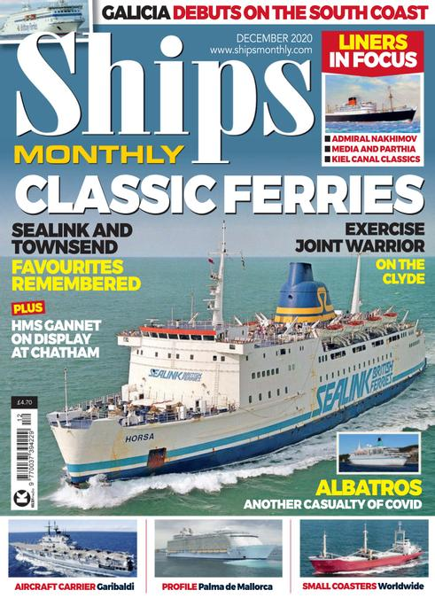 Ships Monthly