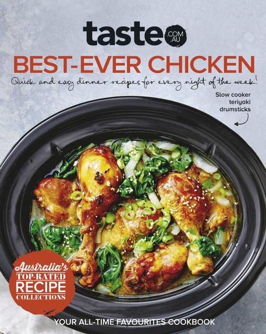 taste.com.au Cookbooks