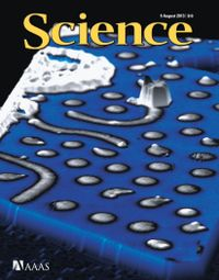August 09, 2013 issue of Science