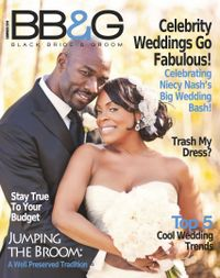 July 01, 2012 issue of Black Bride and Groom Magazine