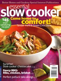 January 01, 2011 issue of Essential Slow Cooker