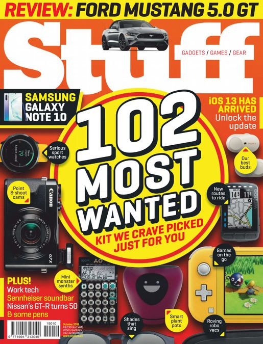 Stuff Magazine South Africa