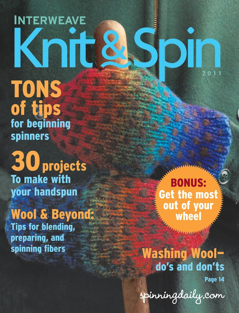 Knit&Spin - Issue Subscriptions