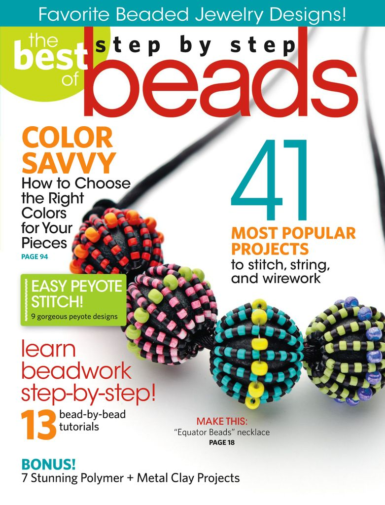 Best of Step by Step Beads - Issue