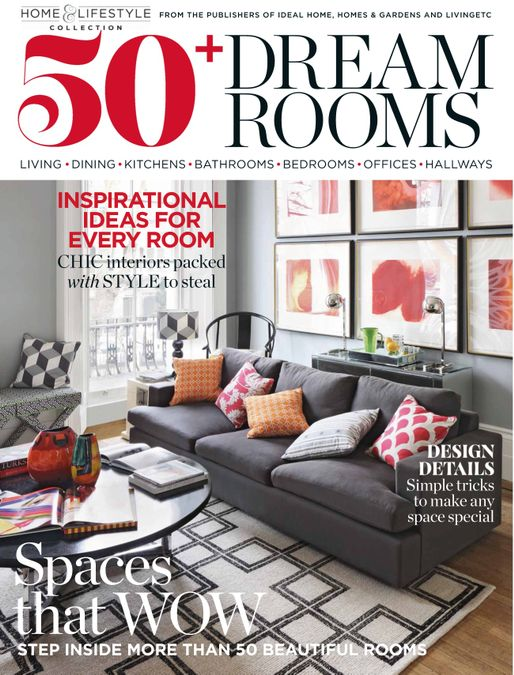 50 Dream Rooms