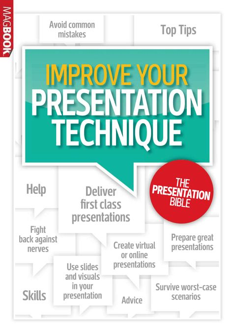 Improve Your Presentation Technique