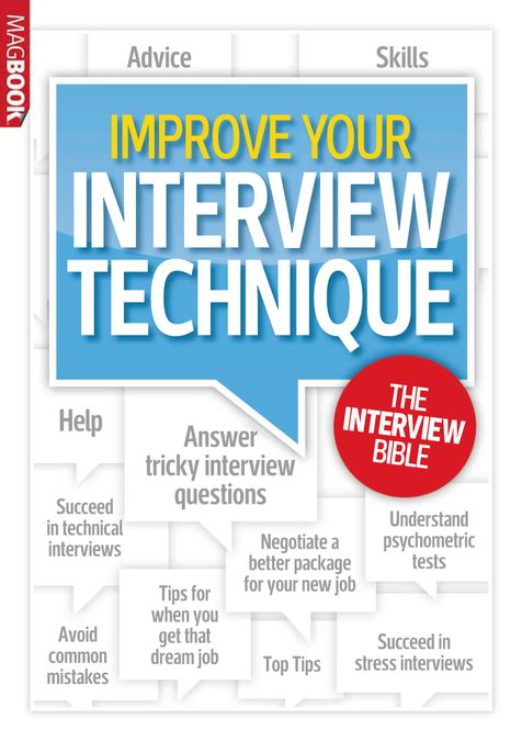 Improve Your Interview Technique