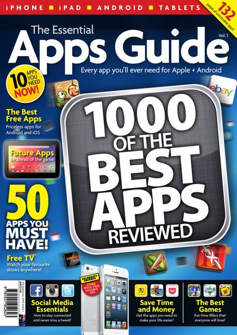 The Essential Apps Guide