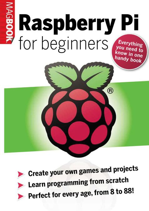 Raspberry Pi for Beginners Mag Book