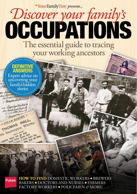 Your Family Tree Presents Discover your ancestor's occupation