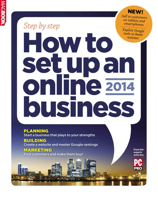 How to set up an online business 2014