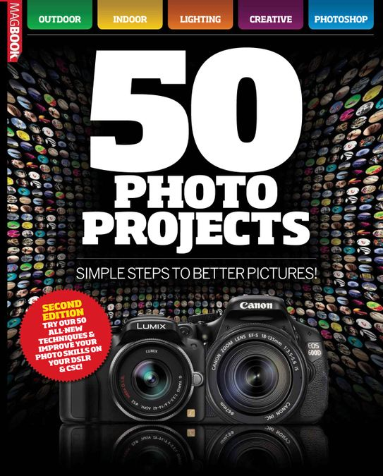 50 Photo Projects Vol 2
