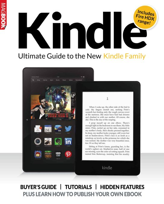 Ultimate Guide to Amazon Kindle