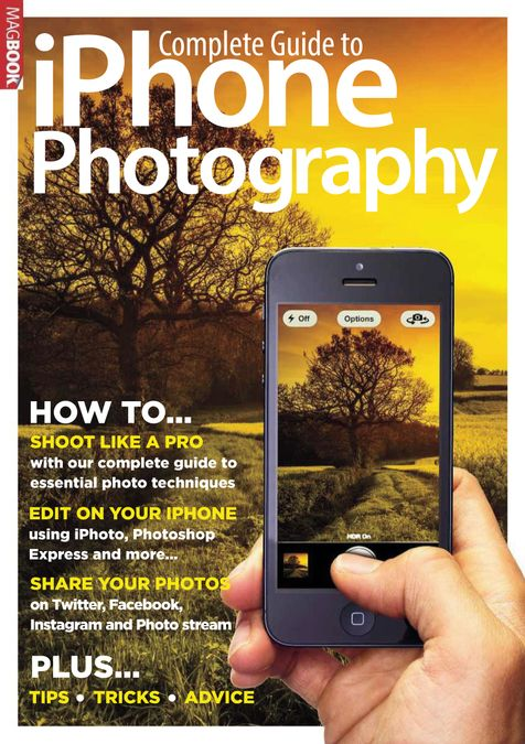 The Ultimate Guide to iPhone Photography