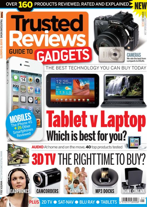 Trusted Reviews Guide to Gadgets