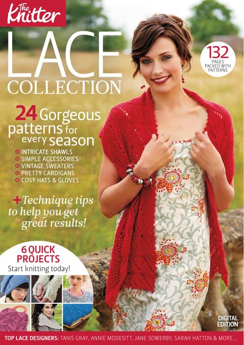 The Knitter: Lace Collection