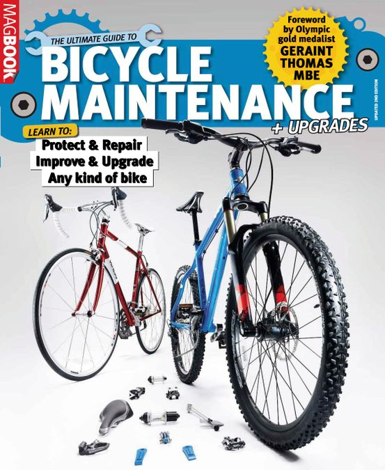Ultimate Guide to Bicycle maintenance & upgrades