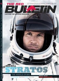 December 01, 2012 issue of The Red Bulletin STRATOS