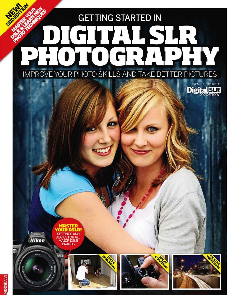 Getting Started in Digital SLR Photography 2nd ed - Issue 500364867