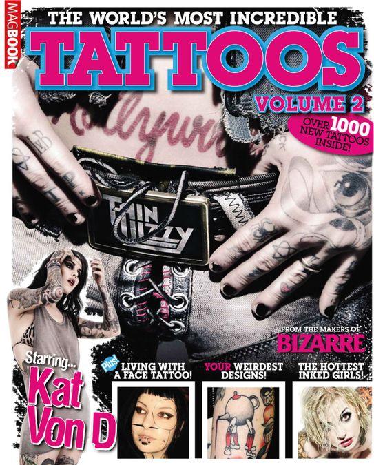 The World's Most Incredible Tattoos 2nd edition