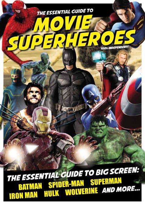 Essential Guide to Movie Superheroes