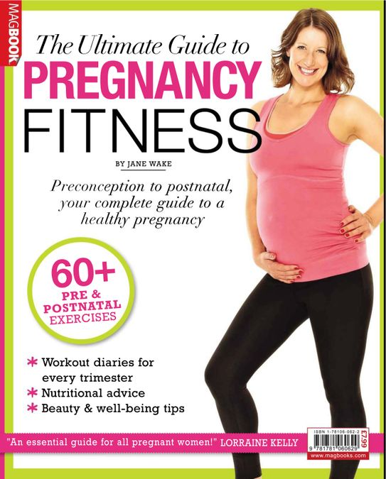Ultimate Guide to Pregnancy Fitness