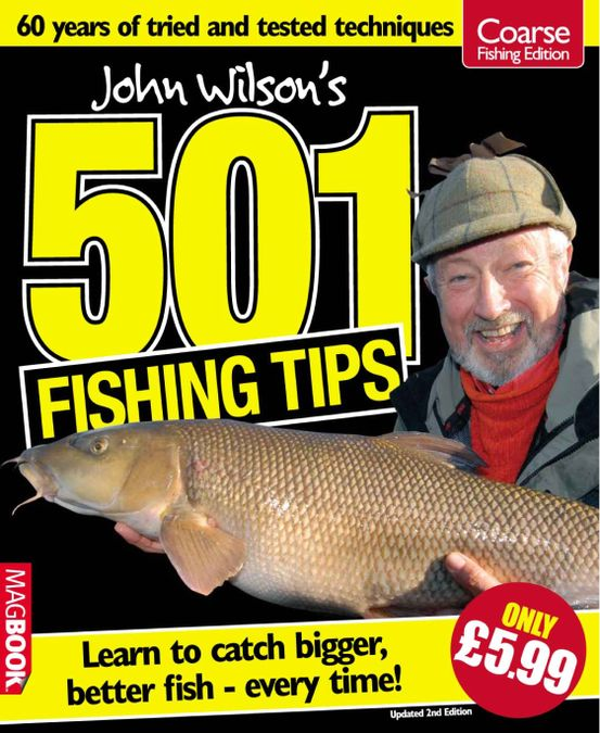John Wilson's 501 Fishing Tips v.2