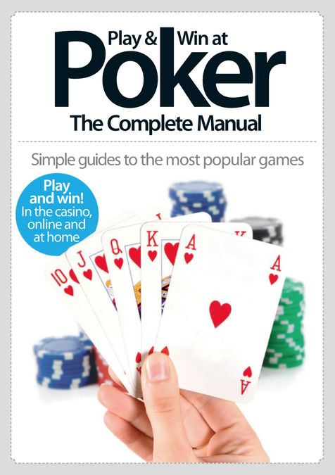Play & Win at Poker The Complete Manual