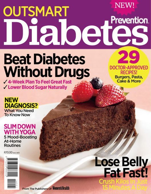 Prevention Special Edition - Outsmart Diabetes