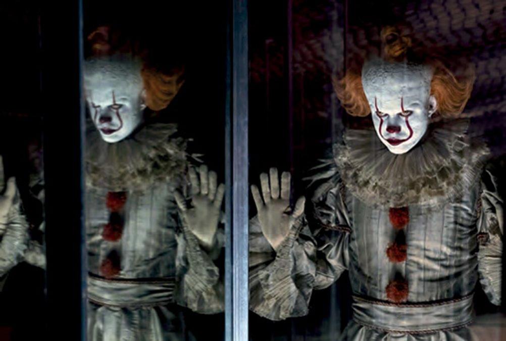 Le clown du spectacle