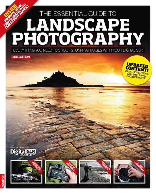 The Essential Guide to Landscape Photography 3rd edition